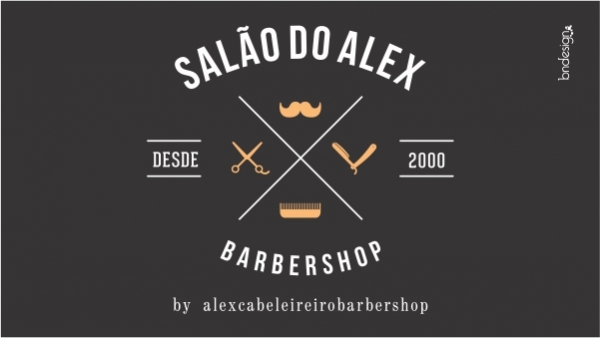 Salão e Barbearia do Alex